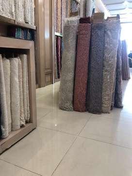 Dicari office boy dan sales toko tekstil