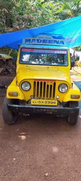 Mahindra Bolero Pik-Up 2003 Diesel Good Condition
