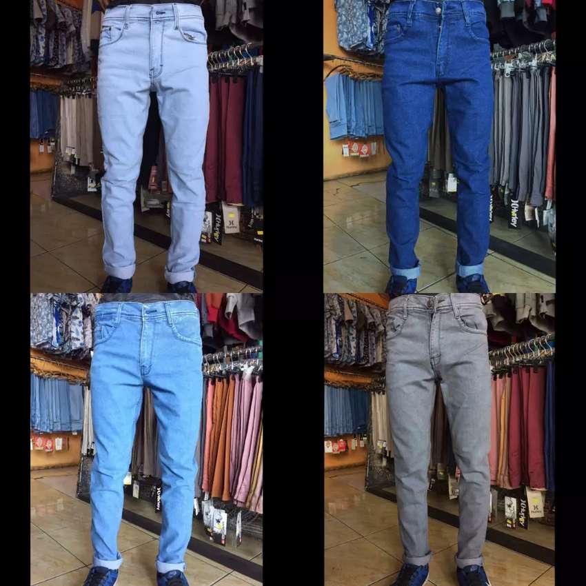 Celana Jeans Skinny Strech 0