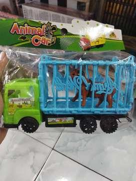 Mainan truck animal