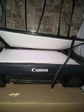 Cannon E470 printer