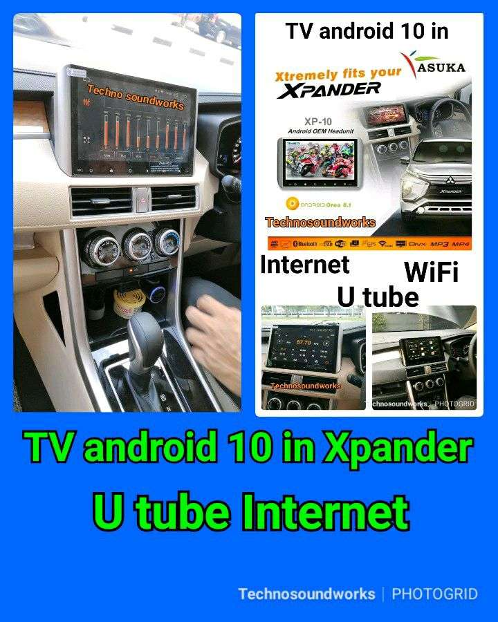 Asuka XP-10 in Android xpander internet Tv mobil double 2din Livina 0