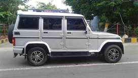 Mahindra Bolero SLX BS IV, 2017, Diesel