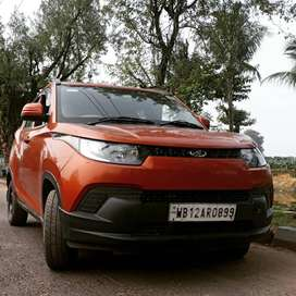 Mahindra Kuv 100 D75 K4 PLUS, 2017, Diesel