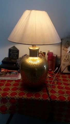 New Table lamp gold brass important product