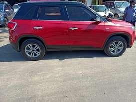 Maruti Suzuki Vitara Brezza ZDi - Plus Diesel, 2016, Diesel