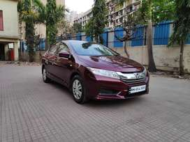 Honda City SV Manual Diesel, 2015, Diesel