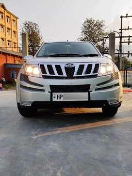 New Mahindra Xuv 500 W4 FWD Silver 2014 Diesel.