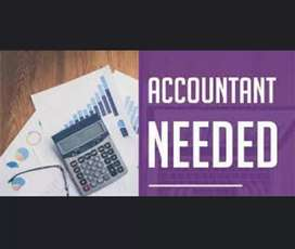 Accountant professional required