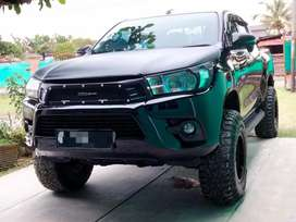 Grill hilux revo import quality