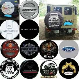 Cover/Sarung Ban Vitara/Rocky/Daihatsu Terios/Rush/The King#ElangIbuko