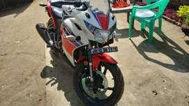 HONDA CBR 250 cc  more powerful