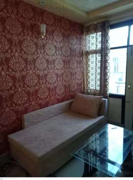 3BHK furnished Flat in good locality
