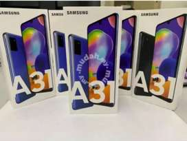 Samsung A31 new box pack 1year official warranty