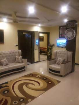 3 bedrooms furnish  family apartment on rent in bahria ph 4