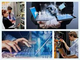 technician for IT &security services