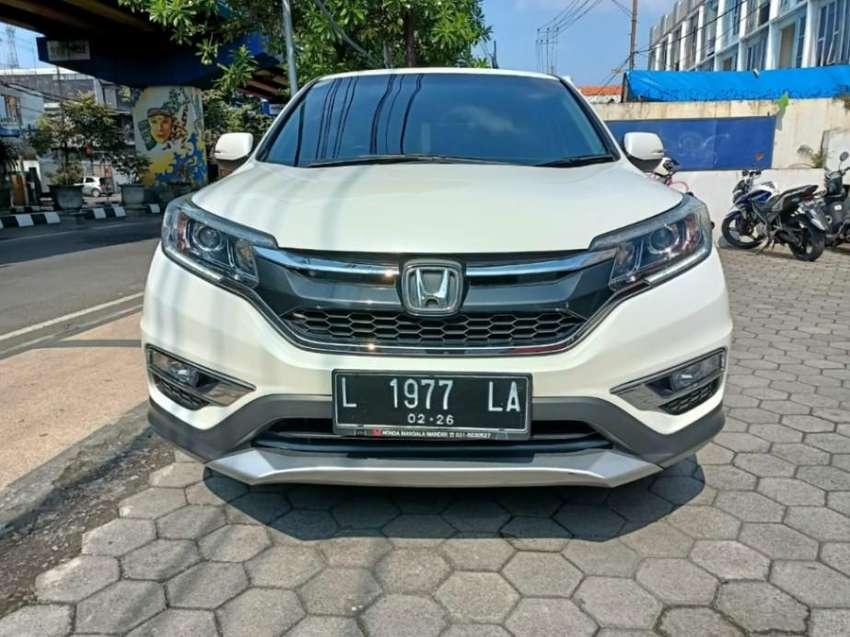 Honda CRV 2.4 Prestige Matic 2015 Sunroof n Power Backdoor Istimewa