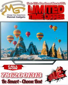 "40 inch Simple LED TV ""Mega discounted Bumper offer"""