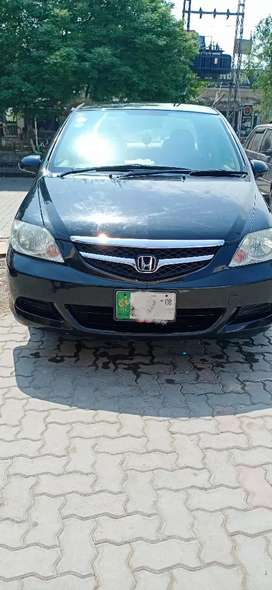 I sale my Honda city auto matic good condition total genuine