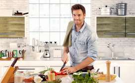 Part time cook job sec 48 noida
