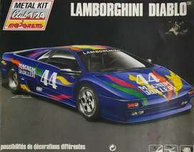 BNOB Majorette Lamborghini Diablo 1996 1/24 (Made in France)