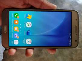Samsung j7 1ram good mobile