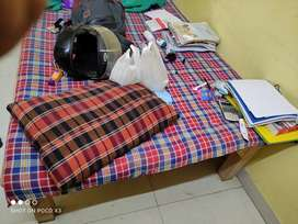 Wooden Bed 6*4