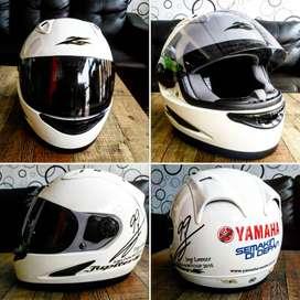 Helm Full Face Yamaha Baru Kondisi Istimewa