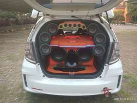 Jazz RS Full Audio 2013 automatic