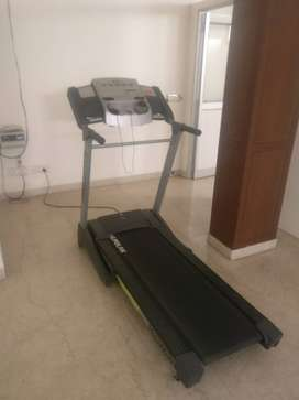 Deneb and Polak Speed 1825 Treadmill