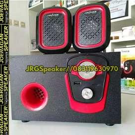 Speaker Aktif murah bisa Bluetooth Advance M8bt