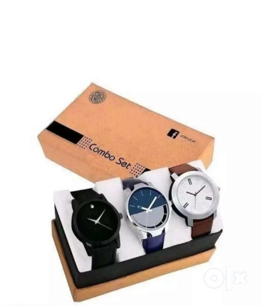 Combo watches ,free home delivery , cash on delivery