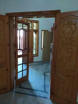 House for rent 5 marla ground portion with gas in ghauri town isb