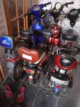 Sepeda listrik bekas berkualitas
