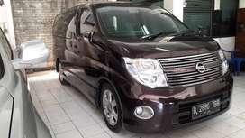 Nissan Elgrand HWS 2008