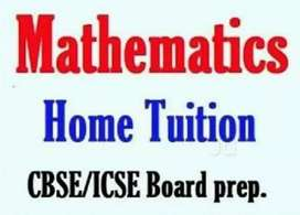 Home tuition, tutorTeacher available for MATH , PHYSICS (CBSE & ICSE )