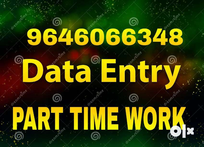 Online part time work without wasting your time join now our best