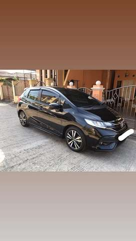Honda Jazz RS 2018 Crystal Black