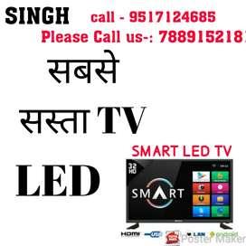 क्वालिटी का SMART LED TV