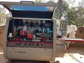 Wood working four side moulder/plainer machine for sale