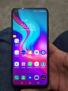 infinixS5 ram  6/128 rom 2  month use condition 10/10 full box
