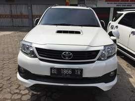 Toyota Fortuner VNT TRD Manual 2014
