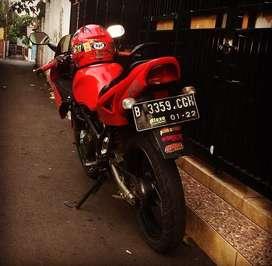 Kawasaki ninja rr old SE