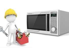 Repair your microwave Oven