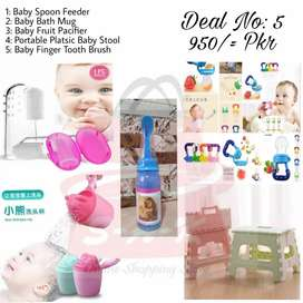 5 Item Deal For Your Kids