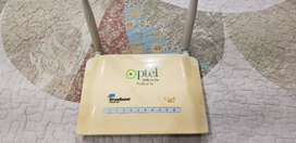 PTCL wifi router