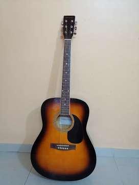 Tristar acoustic guitar