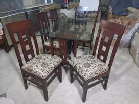 Dining Table Set Dining Chair Set Center Table Wood Furniture Factory