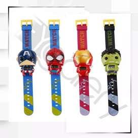 FY j157 jam tangan karakter fashion kids price 17.000