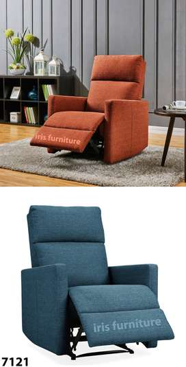 Riser Recliner chair by iris furniture.